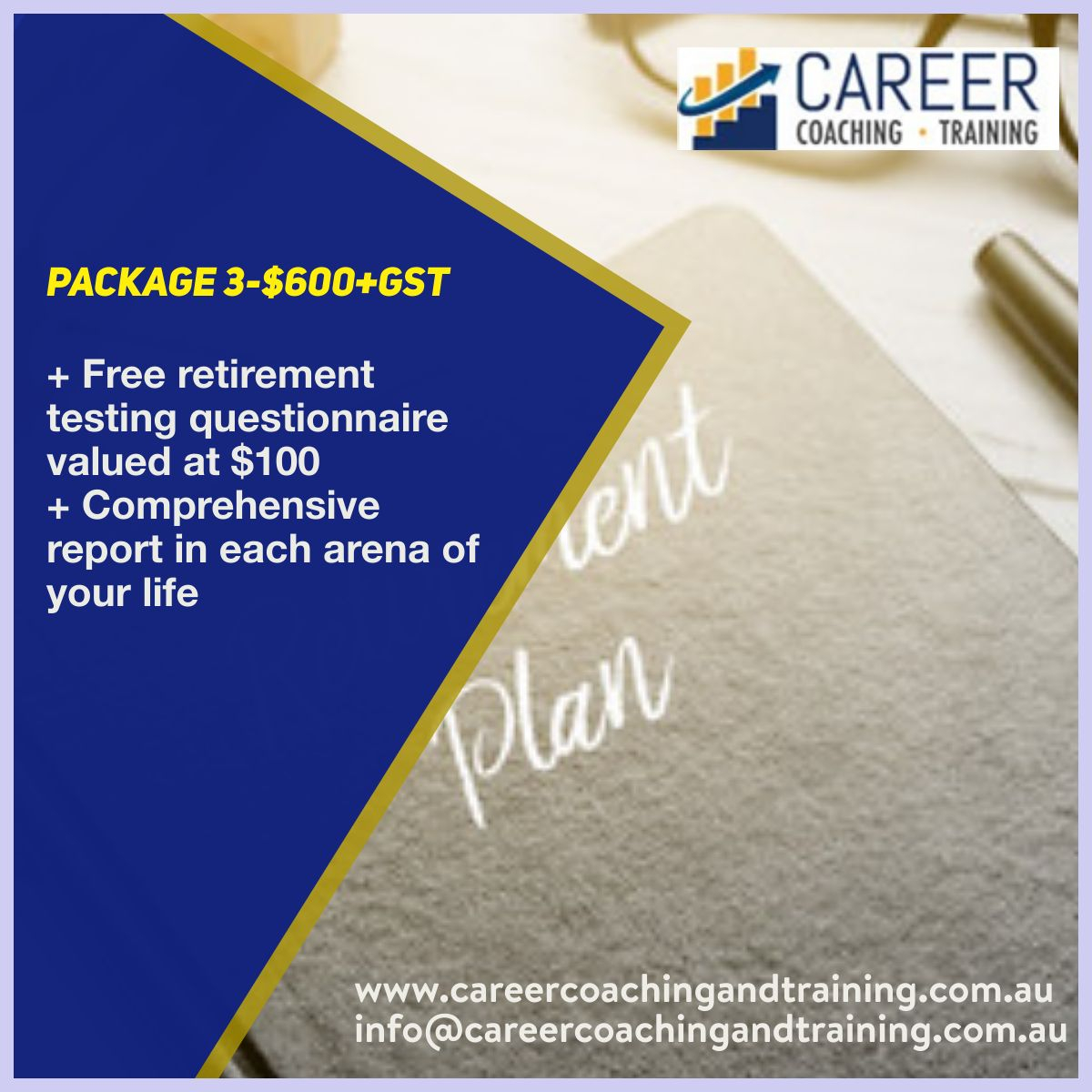 Retirement Package 3