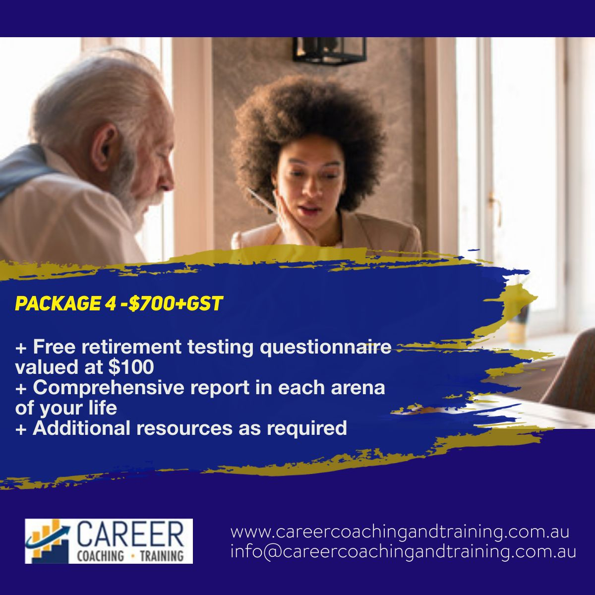 Retirement Package 4