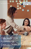 The Career Change Checklist