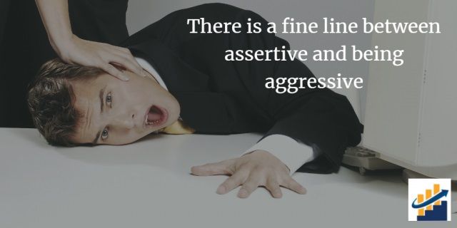 there is a fine line